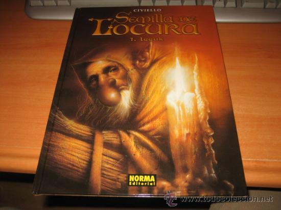 SEMILLA DE LOCURA Nº 1 IGGUK CIVIELLO NORMA EDITORIAL 1997 (Tebeos y Comics - Norma - Comic Europeo)