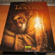 Cómics: SEMILLA DE LOCURA Nº 1 IGGUK CIVIELLO NORMA EDITORIAL 1997. Lote 25133638