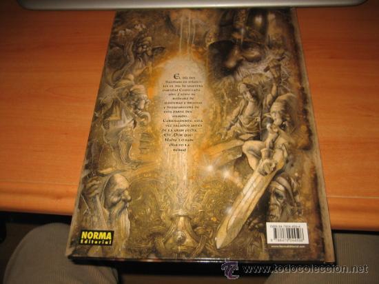 Cómics: SEMILLA DE LOCURA Nº 1 IGGUK CIVIELLO NORMA EDITORIAL 1997 - Foto 3 - 25133638