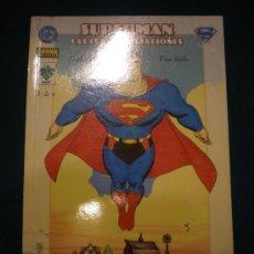 Cómics: SUPERMAN - LAS CUATRO ESTACIONES - PRIMAVERA - 1 DE 4 - JEPH LOEB Y TIM SALE - NORMA EDITORIAL 2001. Lote 25491140