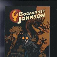 Cómics: BOGAVANTE JOHNSON 1. Lote 25770947