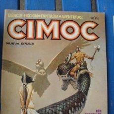 Cómics: CIMOC Nº 2. Lote 27362734
