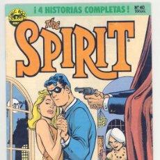 Cómics: SPIRIT Nº. 40. Lote 26486038