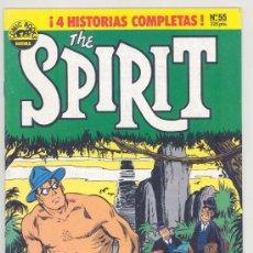 Cómics: SPIRIT Nº. 55. Lote 26486076
