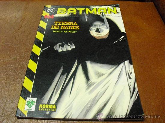 COMIC-COLOR BATMAN Nº 5 TIERRA DE NADIE BOB GALE-ALEX MALEEV AÑO 2.001 (Tebeos y Comics - Norma - Otros)