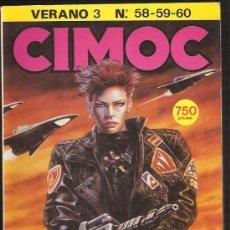 Cómics: CIMOC RETAPADO 3 VERANO. Lote 26579857