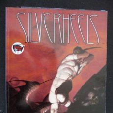 Cómics: SILVERHEELS. COLECCION MADE IN THE USA. NORMA EDITORIAL. Lote 26668936