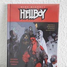 Comics - HELLBOY 14: MASCARAS Y MONSTRUOS (Cartoné) - MIKE MIGNOLA - NORMA - 26700874