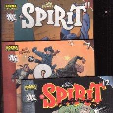 Cómics: THE SPIRIT /POR: WILL EISNERS -Nº 2,3,4,7,8,11,12, - EDITA : NORMA ( LOTE 7 EJEMPLARES ). Lote 26801268