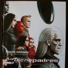 Cómics: LOS TECNOPADRES VOL. 8 - JODOROWSKY / JANJETOV / BELTRAN - NORMA EDITORIAL. Lote 26919078