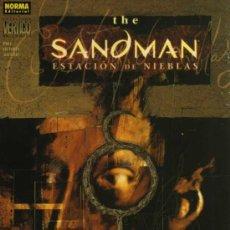 Cómics: THE SANDMAN, ESTACIÓN DE NIEBLAS - NEIL GAIMAN / OTROS - COL. VÉRTIGO Nº 222 - NORMA ED.. Lote 27201261