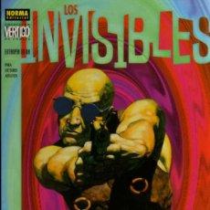 Cómics: LOS INVISIBLES - MORRISON/JIMENEZ - VÉRTIGO DC Nº 243 - ENTROPIA EN UH. Lote 27201746
