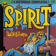 Cómics: THE SPIRIT - Nº 49 - COMIC BOOKS NORMA. Lote 27204662