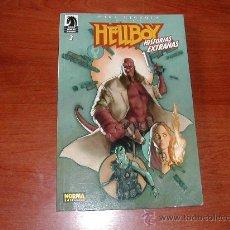 Cómics: HELLBOY, HISTORIAS EXTRAÑAS TOMO 2, NORMA EDITORIAL . REFª (JC). Lote 27298937
