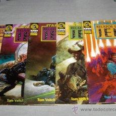 Cómics: STAR WARS RELATOS DE LOS JEDI COMPLETA 5 NºS. NORMA 1994. Y DIFÍCIL!!!!. Lote 27602011