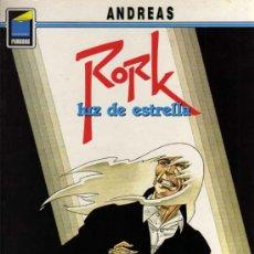 Cómics: RORK, LUZ DE ESTRELLA - ANDREAS - COL. PANDORA Nº 22 - NORMA. Lote 27673691
