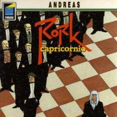 Cómics: RORK, CAPRICORNIO - ANDREAS - COL. PANDORA Nº 28 - NORMA. Lote 27673696