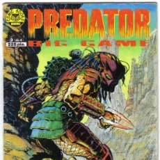 Comics: PREDATOR, BIG GAME Nº 3 DE 4. NORMA. Lote 27709802