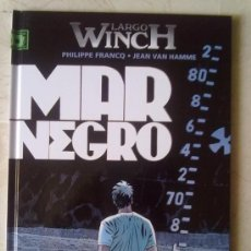 Cómics: LARGO WINCH Nº 17 -MAR NEGRO-. Lote 27713566