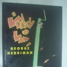 Cómics: GEORGE HERRIMAN: KRAZY KAT. Lote 27750054