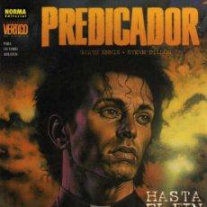 Cómics: PREDICADOR - HASTA EL FIN DEL MUNDO - COL. VÉRTIGO 211 - DC / NORMA. Lote 27755379