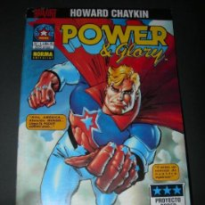 Comics - COMICS - POWER & GLORY 1-4 (completa) HOWARD CHAYKIN - NORMA - 27757418