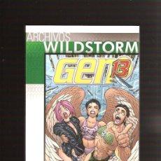 Cómics: ARCHIVOS WILDSTORM GEN 13 Nº 8. Lote 32695928