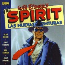 Cómics: WILL EISNER'S SPIRIT LAS NUEVAS AVENTURAS - 1 DE 4 - VV.AA. - NORMA EDITORIAL. Lote 27771654