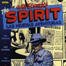 Cómics: WILL EISNER'S SPIRIT LAS NUEVAS AVENTURAS - 3 DE 4 - VV.AA. - NORMA EDITORIAL. Lote 27771657