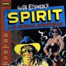 Cómics: WILL EISNER'S SPIRIT LAS NUEVAS AVENTURAS - 2 DE 4 - VV.AA. - NORMA EDITORIAL. Lote 27771660