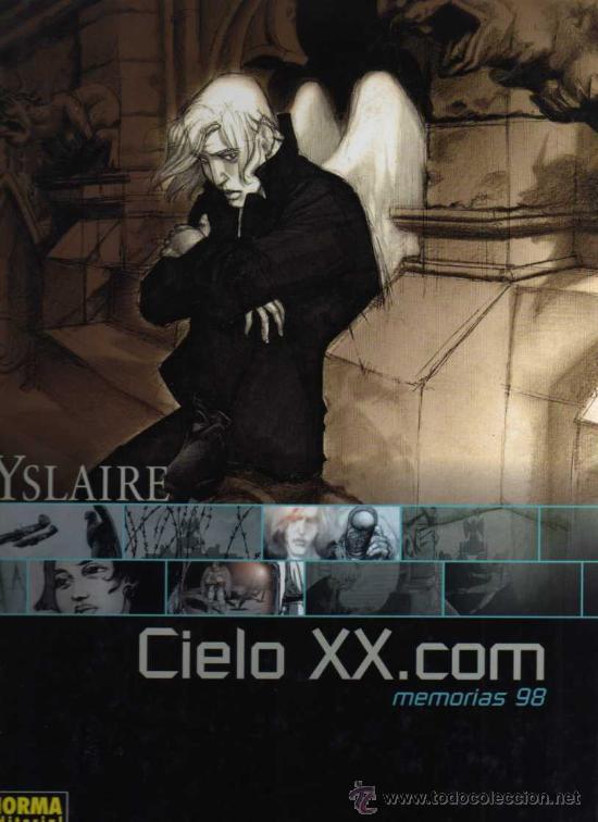 CIELO XX.COM, MEMORIAS 98 - YSLAIRE - NORMA EDITORIAL (Tebeos y Comics - Norma - Comic Europeo)