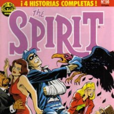 Cómics: THE SPIRIT Nº 56 - WILL EISNER - COMIC BOOKS NORMA. Lote 27822939