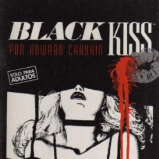 Cómics: BLACK KISS Nº 1 - HOWARD CHAYKIN - COMIC BOOKS NORMA. Lote 27822993