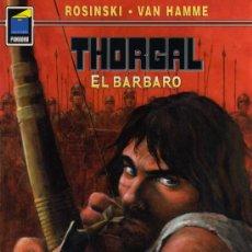 Cómics: THORGAL - EL BÁRBARO - ROSINSKI/VAN HAMME - COL. PANDORA Nº 100 - NORMA. Lote 27850869
