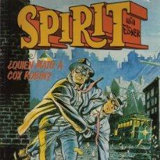 Cómics: SPIRIT - ¿QUIEN MATÓ A COX ROBIN? - WILL EISNER - CIMOC EXTRA COLOR Nº 32 - NORMA EDITORIAL. Lote 27850873