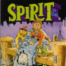 Cómics: SPIRIT - ¡BIENVENIDO A CASA, EBONY! - WILL EISNER - CIMOC EXTRA COLOR Nº 58 - NORMA EDITORIAL. Lote 27850875
