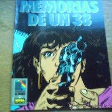 Cómics: COLECCION BN . MEMORIAS DE UN 38 . FRANZ-BOUQUET-FROMENTAL. Lote 27864130