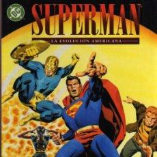Cómics: SUPERMAN - LA EVOLUCIÓN AMERICANA - VID / NORMA EDITORIAL. Lote 27884817