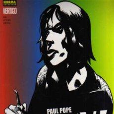 Cómics: HEAVY LIQUID - PAUL POPE - COL. VERTIGO Nº 257 - NORMA EDITORIAL. Lote 27885072