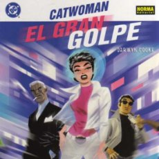 Comics: CAT WOMAN - EL GRAN GOLPE - COOKE - DC/NORMA. Lote 27885124