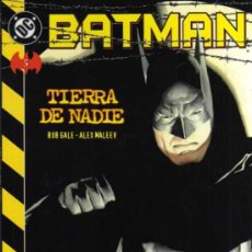Cómics: BATMAN - TIERRA DE NADIE Nº 5 - DC/VID/NORMA. Lote 27885165