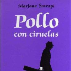 Cómics: POLLO CON CIRUELAS - MARJANE SATRAPI - NORMA EDITORIAL. Lote 27885200