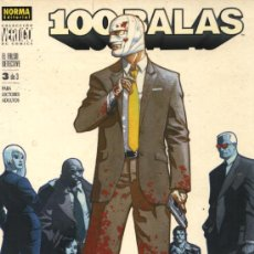 Cómics: 100 BALAS: EL FALSO DETECTIVE - Nº 3 DE 3 - COLECCIÓN VÉRTIGO - NORMA EDITORIAL 2003. Lote 28005115