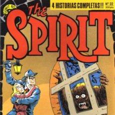 Cómics: THE SPIRIT Nº 22 - WILL EISNER - COMIC BOOKS NORMA. Lote 28043509