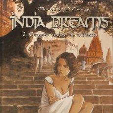 Comics : INDIA DREAMS 2. Lote 28056131