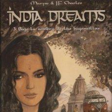 Comics : INDIA DREAMS 3. Lote 28056138