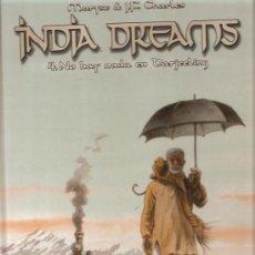 Comics : INDIA DREAMS 4. Lote 28056146