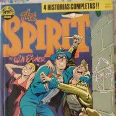 Cómics: THE SPIRIT. RETAPADO DE 4 NÚMEROS CON 4 HISTORIAS COMPLETAS.. Lote 28068489
