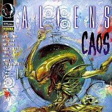 Cómics: TEBEO / CÓMIC ALIENS CAOS (VARIOS AUTORES). Lote 28079700