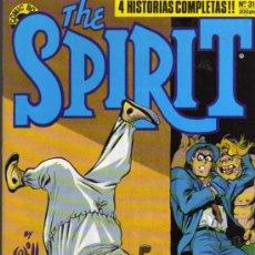 Cómics: THE SPIRIT Nº 31 - WILL EISNER - COMIC BOOKS NORMA. Lote 28093613